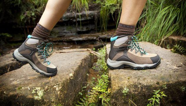 Footcare for walkers